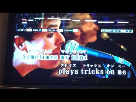 Green Day basket case karaoke カラオケ