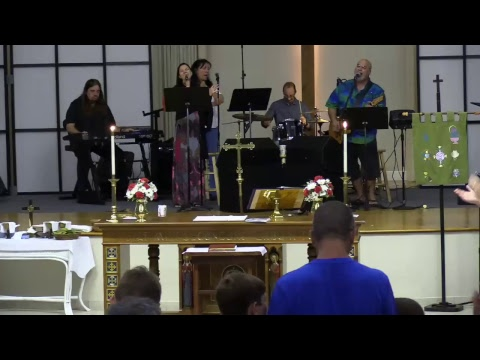 CFW Service at St Mary's Episcopal Church
