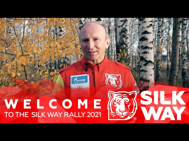 Welcome to the Silk Way Rally 2021