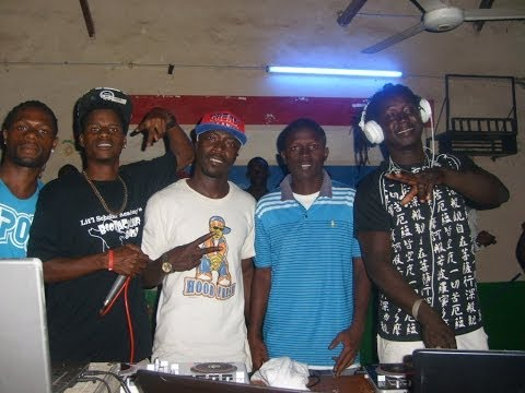 STEADY ROCK SOUND GAMBIA LIVE SHOW IN TANJI THE GAMBIA PART 2. WITH PORTOMO CREW..