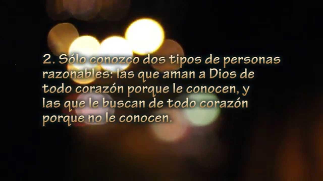 Frases Sobre La Vida: Frases Celebres De Blaise Pascal Sobre El Amor Y La Vida