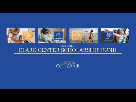 2017 Recipients of Clark Center Scholarships