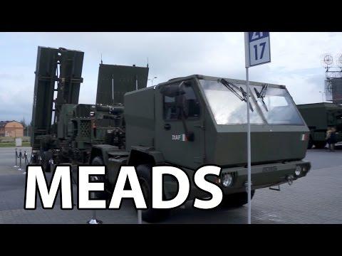 MSPO 2014 - MEADS #gdziewojsko