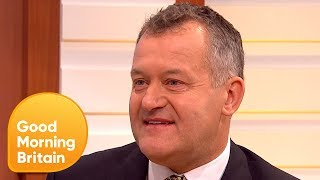 Paul Burrell Opens Up About Working With The Royal Family | Good Morning Britain