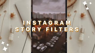 The Best Vintage Retro Filters For Ig Stories Dust Grain Vhs 8mm Youtube