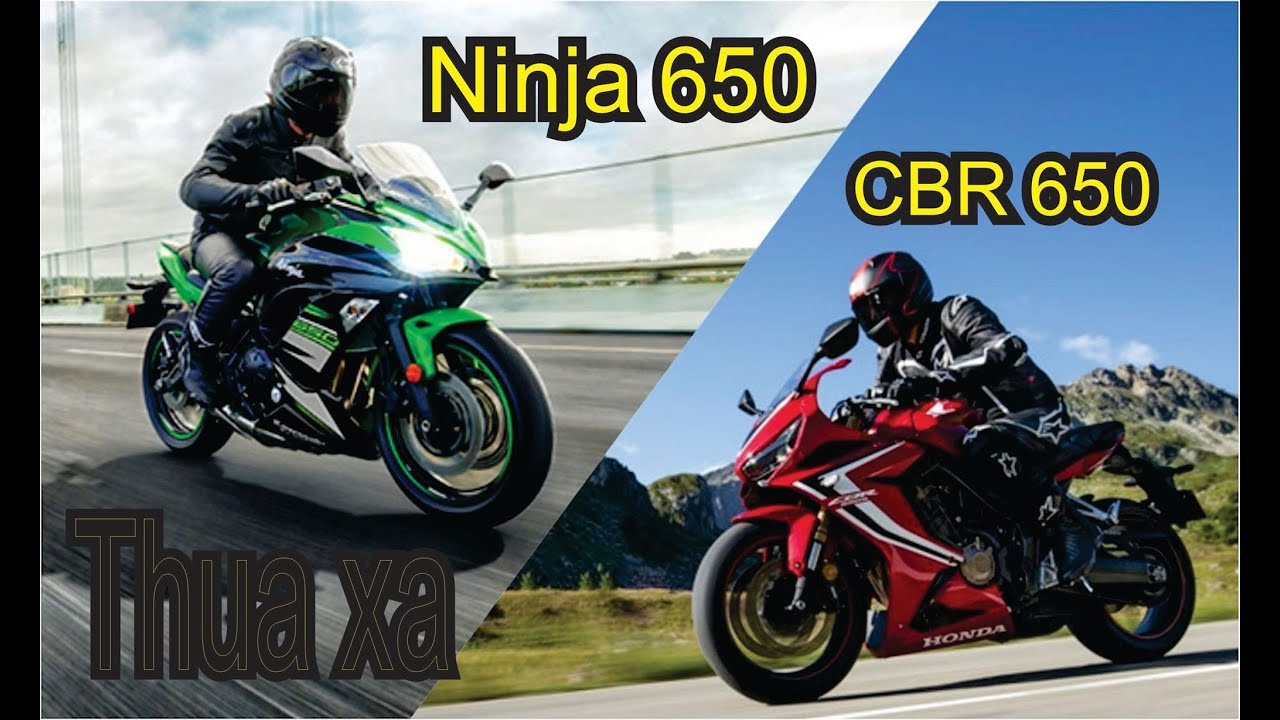 Review kawasaki Ninja 650