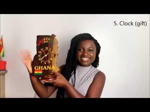 Travel Haul | Ghana 2016 | Efia Sheila