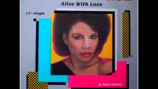 Tina Fabrique - Alive With Love