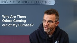 Why Are Odors Coming from My Furnace? | GAC Services