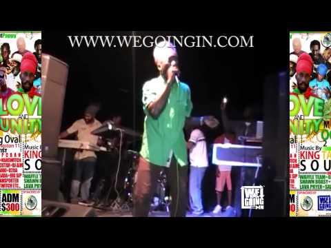 Sizzla Live 2015 @ #WGI Love And Unity Show In Cockburn Pen Kingston Jamaica