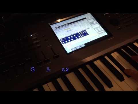 """Tantale"" Kronos SoundBank Demo 2 HD 720p"