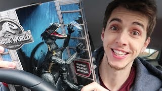 TOY HUNTING! - Jurassic World Fallen Kingdom