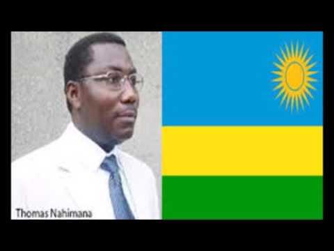 Ubuzima n'imibereho (autobiographie) bya Padri Thomas Nahimana