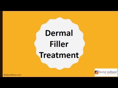 Dermal Fillers, Juvederm, Restylane Treatment in Mumbai, India- Bodyz Wellness Clinic
