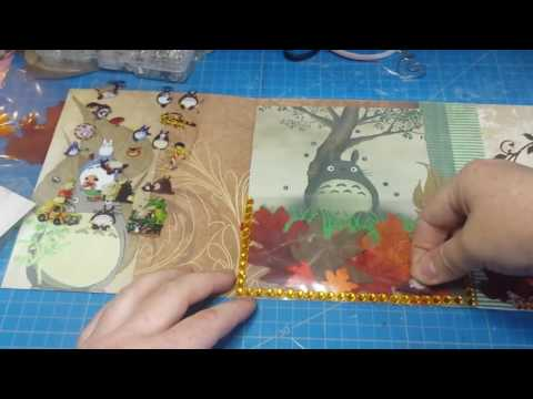 Watch me Craft / Flip Book ⓉⓄⓉⓄⓇⓄ ^-^ Totoro