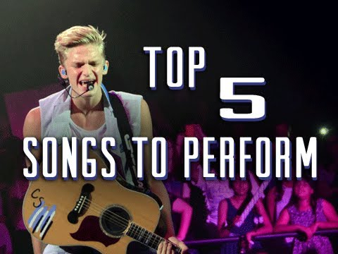 Cody Simpson's Top 5 Songs to Perform (A Week Down Under)