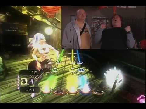 Tenacious D - Beelzeboss (The Final Showdown)_Guitar Hero_3_Expert