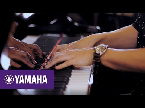 Jamie Cullum | Piano Practice | #Platform88 | Yamaha Music