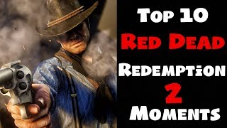 Top Red Dead Redemption 2 Moments