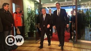 EU president Juncker on tour in the Balkans | DW Documentary