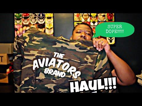 The Best Streetwear Brand | The Aviators Brand Unboxing!!!