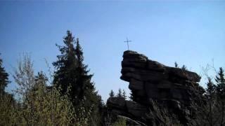 Die Greifensteine im Erzgebirge 2011