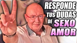 MI PADRE RESPONDE TUS DUDAS DE SEXO Y AMOR EN DIRECTO!! | #DoctorPapaGiorgio