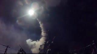 PTV news 7 Aprile 2017 - Gli Usa bombardano la comunità internazionale