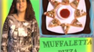 Pizza - Muffaletta Pizza