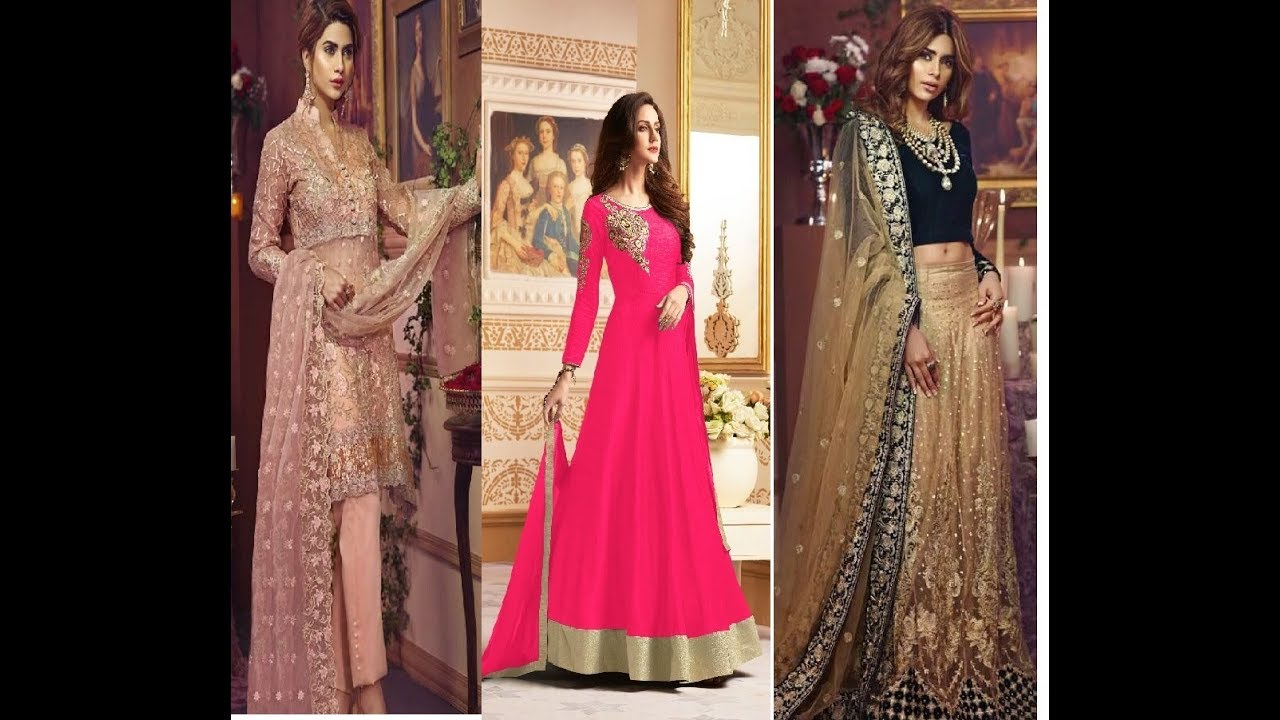 New Trendy Indian Wedding Guest Outfit Ideas 2018 from SHAURYASTORE ...
