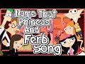 I BET YOU'LL NEVER REMEMBER THESE PHINEAS AND FERB SONGS!!!