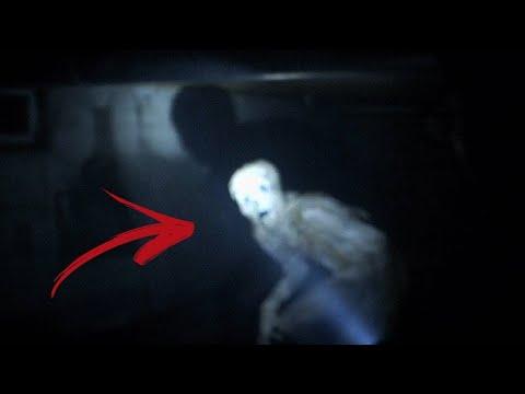 Привидения и призраки снятые на Видео и фото