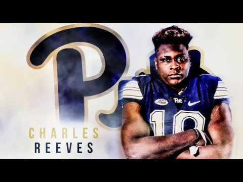 2017 Pitt Football Signee | Charles Reeves