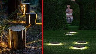 Garden Lighting Ideas Outdoor Lighting Design
