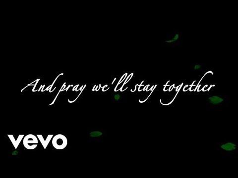 Westlife - Evergreen (With Lyrics)