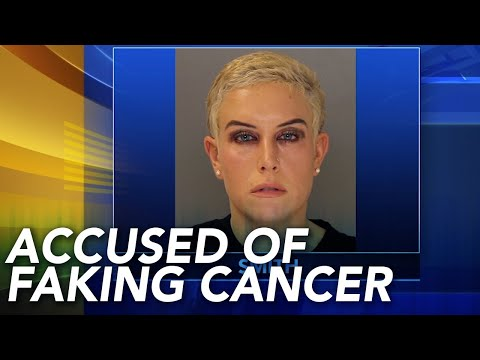 Mychal Maguire - Woman Fakes Cancer To Scheme People Out Of $10,000!