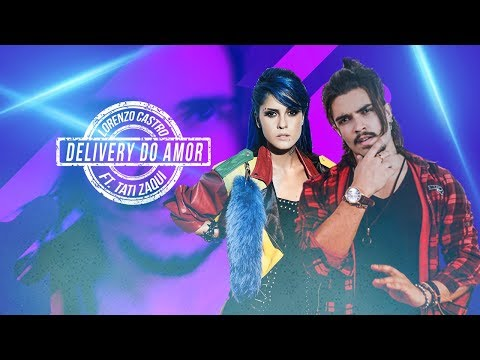 Música de Lorenzo Castro e Tati Zaqui bate recorde no Spotify
