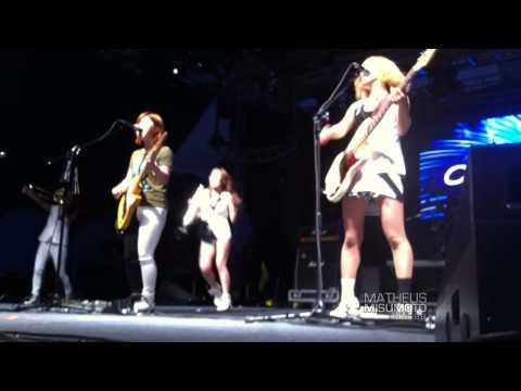Oreskaband - Chuck + Jitensha (Live in Brazil)