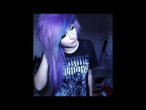 Scene/emo Hairstyles 2014