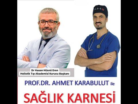 BÜTÜNCÜL (HOLİSTİK) TIP TEDAVİSİ (EN TEMEL BİLGİLER) - DR HASAN HÜSNÜ EREN - PROF DR AHMET KARABULUT