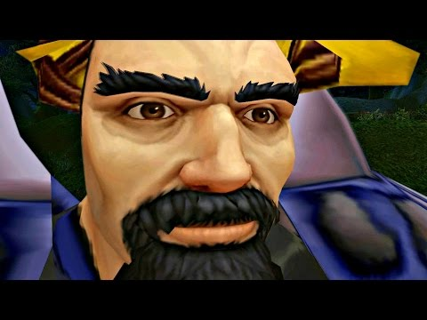 Trade Chat: (World Of Warcraft Machinima)