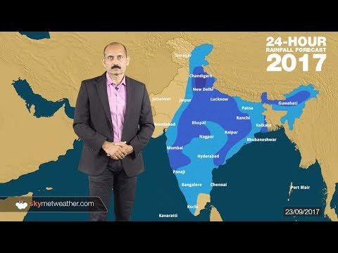 Heavy rains in Lucknow, Agra, Kanpur, Meerut; light in Varanasi, Allahabad
