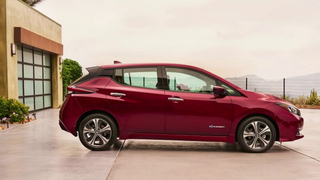 wow 2019 nissan leaf e plus to get 60 kwh battery and 200 hp youtube. Black Bedroom Furniture Sets. Home Design Ideas