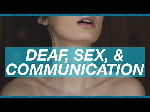 деаф знакомства секса