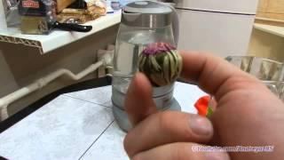 Зеленый чай из китая(Обзор чая из китая. Чай ручной работы при заваривании раскрывается в цветок. Покупал тут http://goo.gl/mU0oG2 Количес..., 2013-07-15T07:57:01.000Z)
