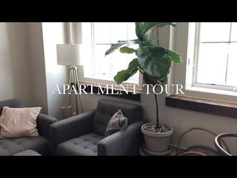 Historic Apartment Tour | Mid-century Modern