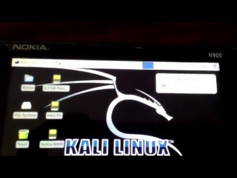 Kali Linux on Nokia N900