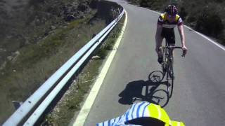 SaCalobra Descent Ards CC May 2012