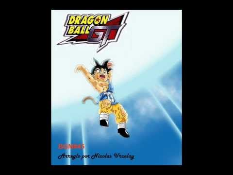 Dragon Ball GT Genkidama Soundtrack