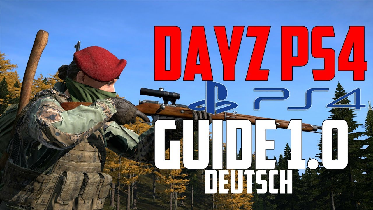 Dayz Karte Ps4.Dayz Ps4 Map Guide 1 0 Tutorial Base Loot Fahrzeuge Deutsch
